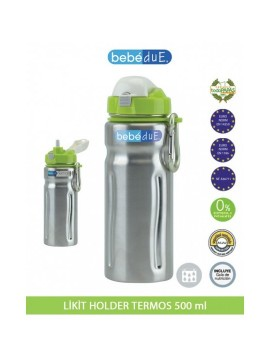 BEBE DUE LİKİT HOLDER TERMOS 500 ML
