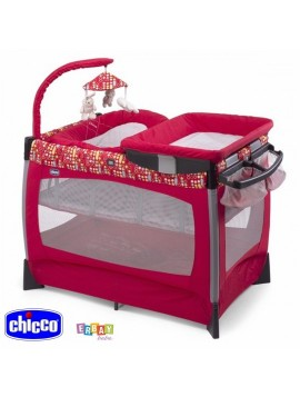 CHİCCO LULLABY EUROPA OYUN PARKI RED
