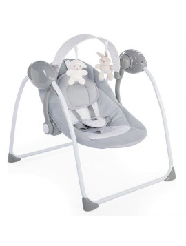 Chicco Swing Relax Play Salıncak Cool Grey