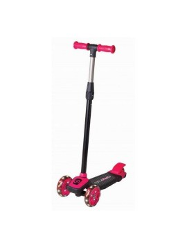 Cool Wheels Twist Işıklı Scooter Pembe
