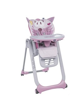 Chicco polly 2 start mama sandalyesi Miss Pink